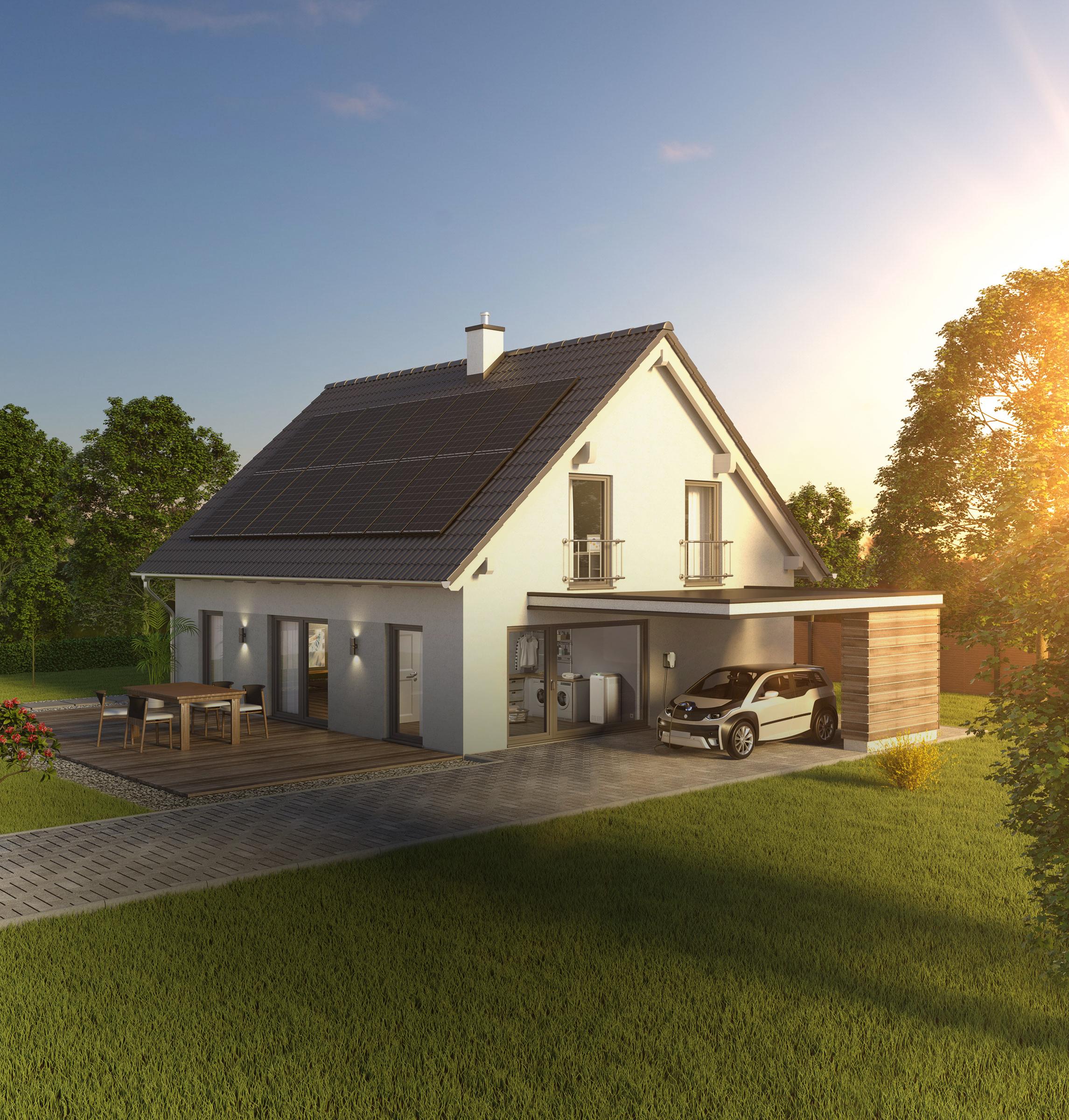 Das 10.000-Häuser-Programm